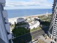 """Апартаменты у моря в гостиничном комплексе """"СИ ТАУЕР"""" Батуми,Грузия. Купить квартиру с ремонтом в ЖК гостиничного типа """"SEA TOWERS"""" Батуми,Грузия. Вид на море. Фото 1"""