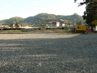 Ground area ( A plot of land ) for sale in Batumi.This apartment is a good option for business. Photo 3
