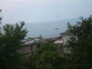 Участок с видом на море в Сарпи,Грузия. Фото 1