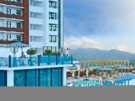 """""""Alpha Heights"""" - уникальный и высокотехнологичный жилой комплекс у моря в Батуми. Комфортабельные апартаменты с видом на море в Батуми, Грузия. Фото 12"""