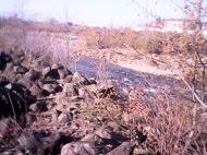 გასაყიდი მიწის ნაკვეთი სახლთან ერთად მდინარის პირას ზღვის ხედით. ბათუმი, საქართველო. ფოტო 5