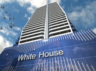 """""""White House"""" - новый жилой комплекс у моря в Батуми. Апартаменты в новом жилом комплексе на новом бульваре в Батуми, Грузия. Фото 1"""