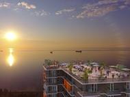 """""""Next orange-2"""" -Next Green"""" - жилой комплекс гостиничного типа на берегу Черного моря в Махинджаури. Квартиры в новостройке у моря в Махинджаури, Грузия. Фото 3"""