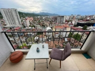 Flat ( Apartment ) to sale of the new high-rise residential complex  in Old Batumi with view of the sea Photo 12