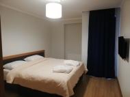 Квартира в новостройке с ремонтом и мебелью в центре Бакуриани. Купить квартиру с видом на горы в Бакуриани, Грузия. Фото 4