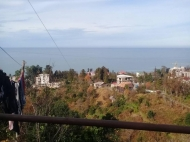Ground area ( A plot of land ) for sale with a view of the sea of Makhinjauri, Georgia 800 m away from seaside Photo 14