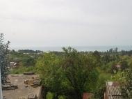 Дом в Чакви. Купить частный дом с видом на море и горы в Чакви, Грузия. Фото 1