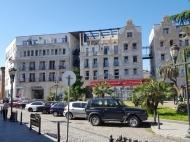 5-этажный дом у моря на ул.З.Гамсахурдия, угол ул.Р.Комахидзе. Купить недвижимость в новостройке по ценам застройщика в центре Батуми. Фото 1