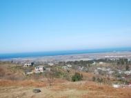 Участок для дачи в Чарнали в пригороде Батуми. Участок с видом на море и город Батуми, Грузия. Фото 4