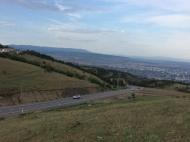 Участок с видом на город в пригороде Тбилиси, Шиндиси. Фото 4