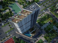 """Comfortable apartments near the sea in a luxury complex """"Alley Palace"""" Batumi. Apartments in a residential complex of hotel type """"Alley Palace"""" Batumi, Georgia. Photo 8"""