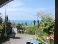 House for sale in Makhindzhauri, Adzharia, Georgia. House with sea and mountains view. Photo 1