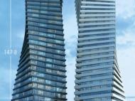 Первоклассный многофункциональный комплекс Axis Towers в центре Тбилиси. 41 этажный бизнес-центр Axis Towers в центре Тбилиси, Грузия. Фото 8