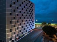 Новый элитный комплекс гостиничного типа у моря в центре Батуми. 14-этажный жилой комплекс у моря в центре Батуми на ул.Леха и Марии Качинских в центре Батуми, Грузия. Фото 4