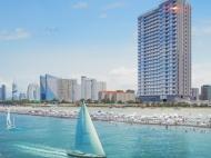 """""""NBG Beach Panorama"""" - многофункциональный жилой комплекс на Черноморском побережье в Батуми, Грузия. Апартаменты с видом на море в новом жилом комплексе в Батуми. Фото 2"""