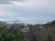в окрестности Чакви продаётся земельный участок с видом на море и горы. Фото 1