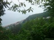 Участок с видом на море в Квариати, Грузия. Фото 2