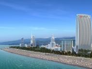 """Многофункциональный комплекс """"Alliance Privilege"""" на берегу Черного моря в Батуми, Грузия. Фото 2"""