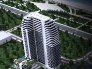 """""""Steps by Premium"""" - многофункциональный жилой комплекс гостиничного типа на Черноморском побережье в Батуми. Апартаменты у моря в ЖК гостиничного типа на Новом бульваре Батуми, Грузия. Фото 1"""