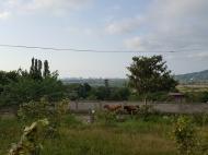 Земельный участок с видом на море и город в тихом районе Ахалсопели, Грузия. Фото 2