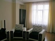 Квартира в аренду в сданной новостройке Батуми. Пересечение улиц Чавчавадзе и Химшиашвили. Фото 13