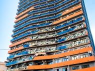 """Новый комплекс гостиничного типа у моря в центре Батуми, Грузия. """"Next orange-1"""". 20-этажный жилой комплекс гостиничного типа у моря на ул.Инасаридзе в Батуми, Грузия. Фото 1"""