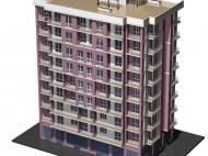Участок для строительства в центре Махинджаури. Купить участок с проектом на берегу моря в Махинджаури, Грузия. Фото 1