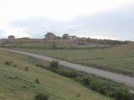 Участок с видом на город в пригороде Тбилиси, Шиндиси. Фото 1