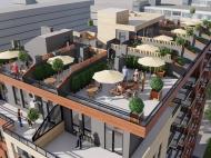 Новый жилой комплекс в центре Батуми. Квартиры в новостройке Батуми, Грузия. Фото 4