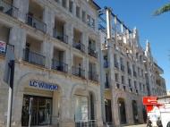 5-этажный дом у моря на ул.З.Гамсахурдия, угол ул.Р.Комахидзе. Купить недвижимость в новостройке по ценам застройщика в центре Батуми. Фото 6