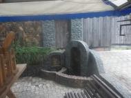 Коттеджи с домом и летним баром на берегу моря в Батуми. Купить гостевой коттеджный комплекс с летним баром у моря в Батуми. Фото 6