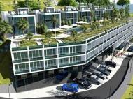 Жилой комплекс гостиничного типа в пригороде Батуми. Апартаменты в ЖК гостиничного типа в Ахалсопели, Аджария, Грузия. Фото 1