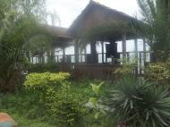 Коттеджи с домом и летним баром на берегу моря в Батуми. Купить гостевой коттеджный комплекс с летним баром у моря в Батуми. Фото 11
