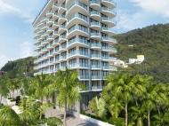 Рanorama Kvariati - новый французский апарт-отель у моря в Квариати. Апартаменты в апарт-отеле на первой линии моря в Квариати, Грузия. Фото 3