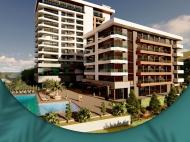 """""""Green Side Gonio"""" - жилой комплекс гостиничного типа у моря в центре Гонио. Апартаменты в ЖК гостиничного типа в центре Гонио, Грузия. Фото 5"""