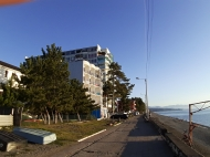 Residential complex of hotel type near the sea in the center of Kobuleti. Apartments by the sea in a residential complex of hotel type in the center of Kobuleti, Georgia. Photo 3