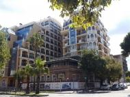 10-этажный дом у моря на проспекте Ш.Руставели, угол ул.Тавдадебули. Продажа квартир в новостройке Батуми по ценам от строителей. Фото 3
