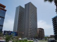 Новостройка у моря в Батуми. 26-этажный жилой комплекс у моря в Батуми, на ул.Леха и Марии Качинских. Фото 5