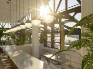 Рanorama Kvariati - новый французский апарт-отель у моря в Квариати. Апартаменты в апарт-отеле на первой линии моря в Квариати, Грузия. Фото 10