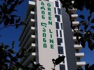 ЖК гостиничного типа у моря на Зеленом мысе, Батуми. 14-этажный жилой комплекс гостиничного типа у моря. Зеленый мыс, Аджария, Грузия. Фото 3