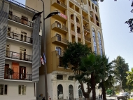 The residential complex by the sea, in the center of Batumi on Sh. Rustaveli Ave., corner of Meliqishvili St. Apartments in a new building by the sea in the center of Batumi, Georgia. Photo 2
