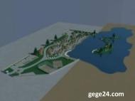 Продается земельный участок у моря в Кобулети, Грузия. Выгодно для инвестиционных проектов. Фото 12