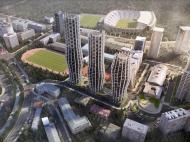 """Многофункциональный комплекс """"Alliance Highline"""" в Тбилиси. Роскошные апартаменты в элитном комплексе """"Alliance Highline"""" в Тбилиси, Грузия. Фото 1"""