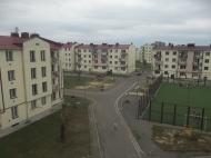 Квартира в районе БНЗ на улице Абхазия в Батуми с ремонтом и видом на море. Фото 1