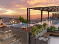 """""""Galileo Batumi"""" - new residential complex by the sea in Batumi. Apartments with sea views in a new residential complex in Batumi, Georgia. Photo 7"""
