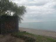 Коттеджи с домом и летним баром на берегу моря в Батуми. Купить гостевой коттеджный комплекс с летним баром у моря в Батуми. Фото 1