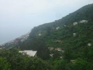 Участок с видом на море в Квариати,Грузия. Фото 1