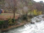 Участок на берегу реки с видом на город Батуми, Грузия. Фото 4