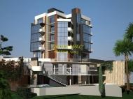 Гостиница с видом на море и город Батуми. Купить гостиницу на 45 номеров в Батуми, Грузия. Фото 1