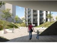 """Многофункциональный комплекс """"Alliance Highline"""" в Тбилиси. Роскошные апартаменты в элитном комплексе """"Alliance Highline"""" в Тбилиси, Грузия. Фото 7"""
